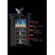 Aquael filtr zewnętrzny MAXI KANI 350 (250-350L)