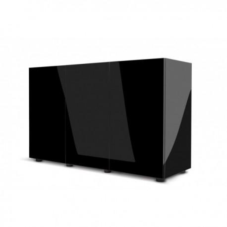 Aquael szafka GLOSSY 120 - czarna