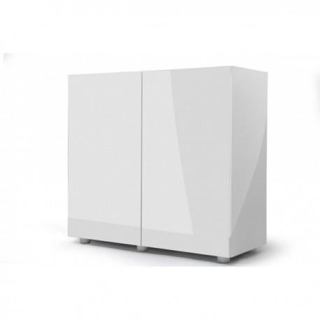Aquael szafka GLOSSY 80 ST - biała