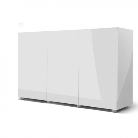 Aquael szafka GLOSSY 150 ST - biała