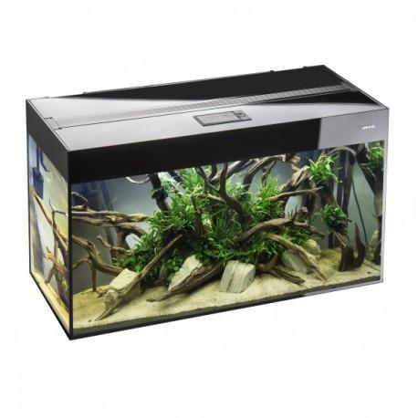 Aquael zestaw Glossy 150 czarny - 405L