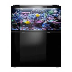 Aquael zestaw Glossy MARINE 120 czarny - 350L