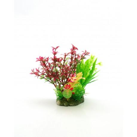Aquael roślina sztuczna 10cm MIX - 1szt