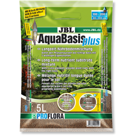 JBL Aquabasic PLUS 5L