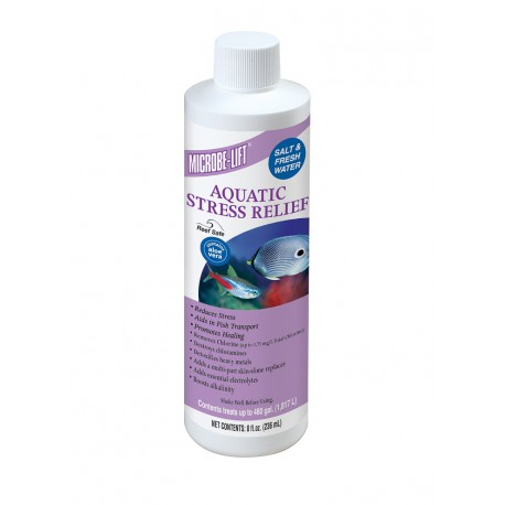 Microbe-Lift Aquatic Stress Relief  - 473ml