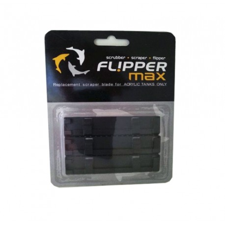 Flipper - Ostrze ABS do akrylu do Flipper Max (3szt.)