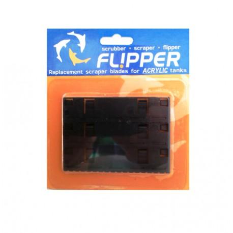 Flipper - Ostrze ABS do akrylu do Flipper Standard (3szt.)