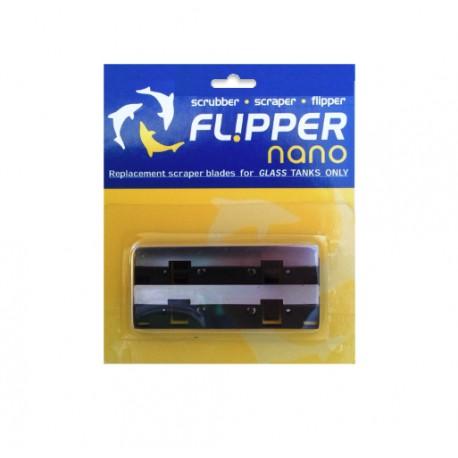 Flipper - Ostrza ze stali nierdzewnej do Flipper NANO (2szt.)