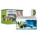 Aquael zestaw Leddy Set 40 (40x25x25cm) 25L - Biały