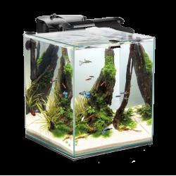 Aquael zestaw Shrimp Set DUO (Czarny)- 49L