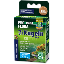 JBL Klugen 7+13 - kulki gliniane do podłoża