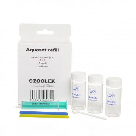 Zoolek Aquatest Refill Basic - Akcesoria do walizki