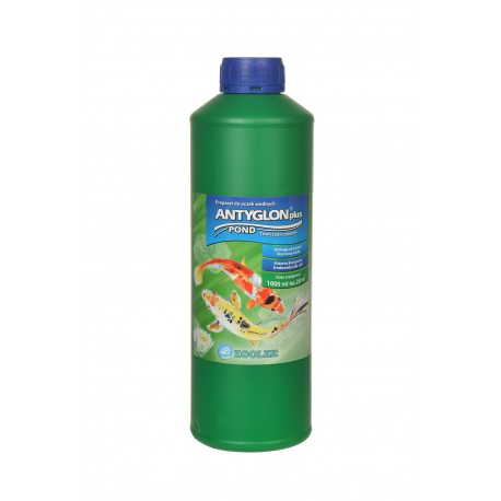 Zoolek Pond Antyglon plus 1000ml - na glony