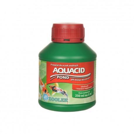 Zoolek Pond Aquacid 250ml - obniża Ph