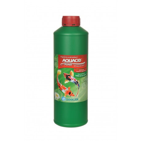 Zoolek Pond Aquacid 1000ml - obniża Ph