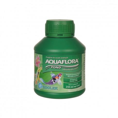 Zoolek Pond Aquaflora 250ml - Nawóz dla roślin