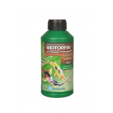 Zoolek Pond Biotorfin 500ml - Garbinki