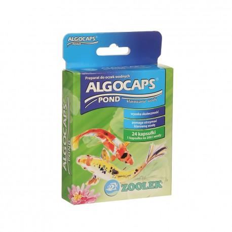 Zoolek Pond Algocaps 24szt. - na glony