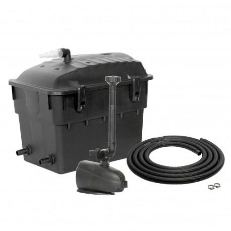 Aquael KlarJet 5000 - Zestaw filtracyjny z lampą UV