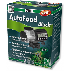 JBL Autofood Black - Karmnik czarny