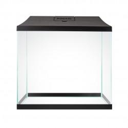 Aquael zestaw Leddy MINI czarny - 35 (35x18x30cm) 19L