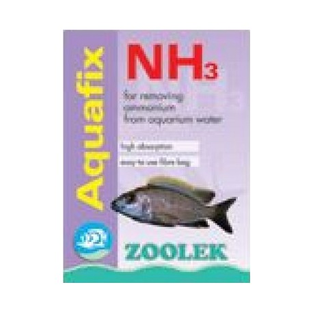 Zoolek Aquafix NH3 - usuwa jony amonowe