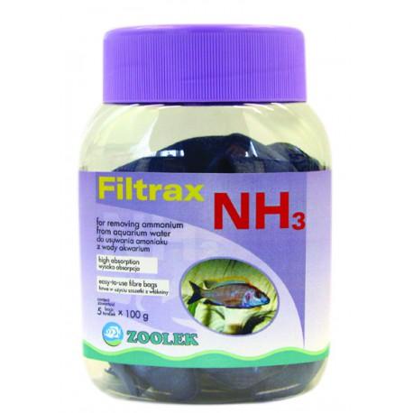 Zoolek Filtrax NH3 - usuwa Amoniak