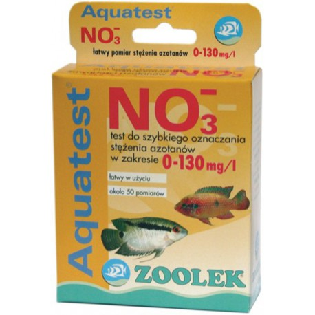Zoolek Aquatest NO3 - test na Azotany