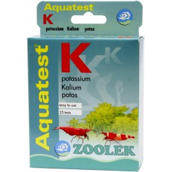 Zoolek Aquatest K - test na Potas