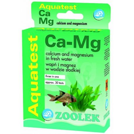 Zoolek Aquatest Ca-Mg - test na Wapń i Magnez