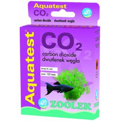 Zoolek Aquatest CO2 - test do pomiaru stężenia dwutlenku węgla