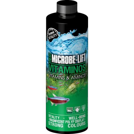 Microbe-Lift Vitamins & Amino Acids - 473ml